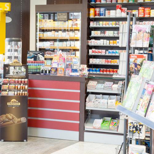 Εξοπλισμός και Προώθηση Πωλήσεων για Καταστήματα Καπνικών Ειδών και Περίπτερα