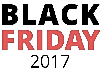 BLACK FRIDAY 2017