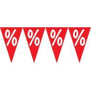 """Σημαιάκια """"Επί τοις εκατό"""""""