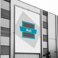 """Banner Ανύψωσης """"Wall"""""""