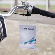 Θήκη Τιμών από Εύκαμπτο PVC με 1 Ένθεμα