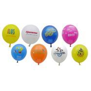 Πολύχρωμα Μπαλόνια, με Εκτύπωση κατόπιν Αιτήματος