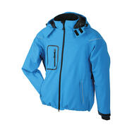 Ανδρικό Χειμωνιάτικο Softshell Jacket