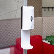 "Dispenser Αντισηπτικού ""Sensor-Wall"" για Stretchframes & 30αρι προφίλ Quattro"
