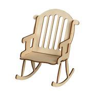 Κουτί Δώρου Κουνιστή Καρέκλα