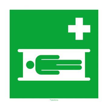 Πινακίδα Διάσωσης - Φορείο