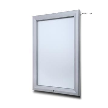 Αφισοθήκη LED