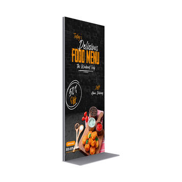 "Banner Ψηφιακής Εκτύπωσης για Frameless Σταντ ""Palette"""