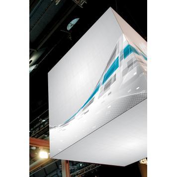"Banner Ψηφιακής Εκτύπωσης για Σύστημα Πλαισίου Stretch ""Cube"""