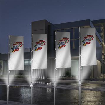 Φωτισμός Κονταριού Σημαίας