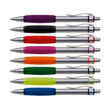"""Στυλό """"Lucky"""" με Πολύχρωμη Λαβή"""
