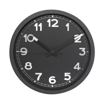 """Επιτοίχιο Ρολόι """"REFLECTS-REDDITCH"""" και με Διαφημιστική Εκτύπωση"""
