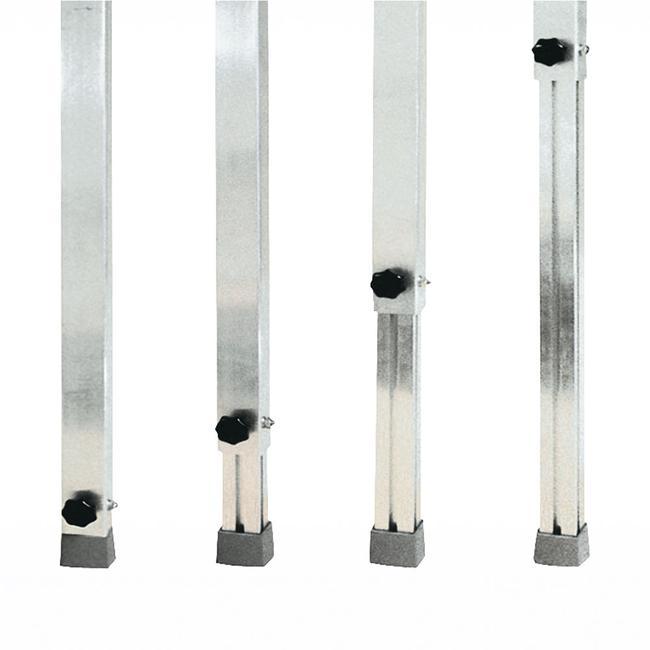 """Τηλεσκοπική Βάση για Κουμπωτή Βάση """"NIVOflex® Light N"""""""