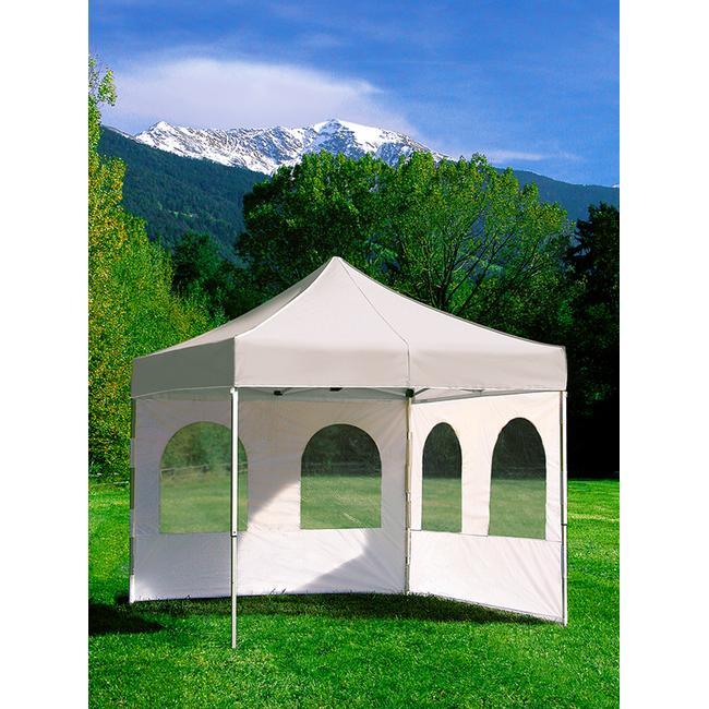 """Πλευρικό Πάνελ με 2 Πανοραμικά Παράθυρα για την Τέντα """"VKF-Renzel Tent"""""""