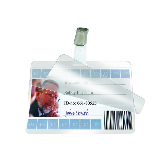 """Μεταλλικό Κλιπ για """"ID Card"""""""