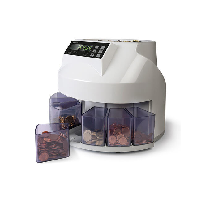 Safescan 1250 Καταμετρητής / Ταξινομητής Κερμάτων