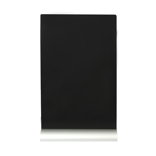 Επιτραπέζιος Πίνακας Κιμωλίας με Βάση Αλουμινίου