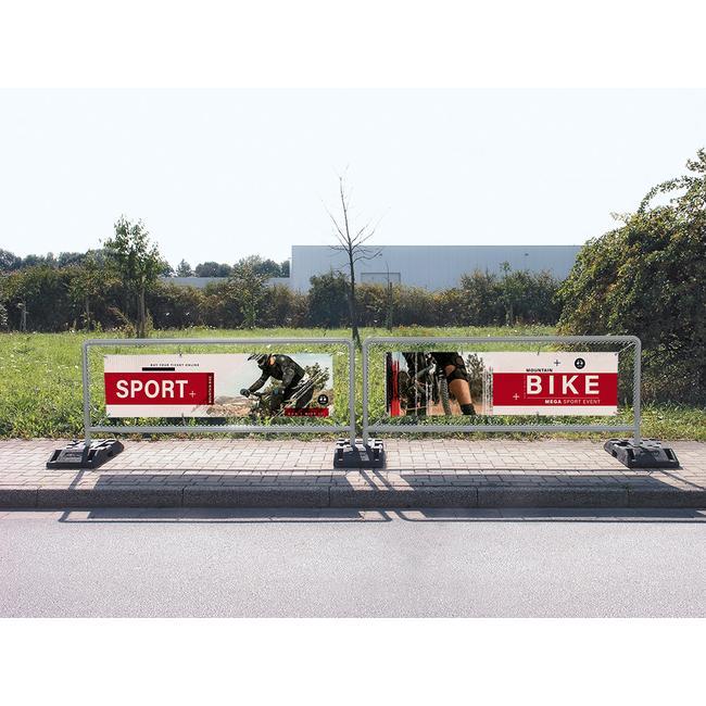 """Πλαίσιο Banner Ατσάλινου Συστήματος """"Sports"""""""