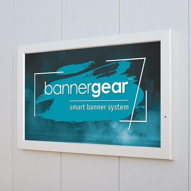 """Διαφημιστικό bannergear™ """"Wall"""""""