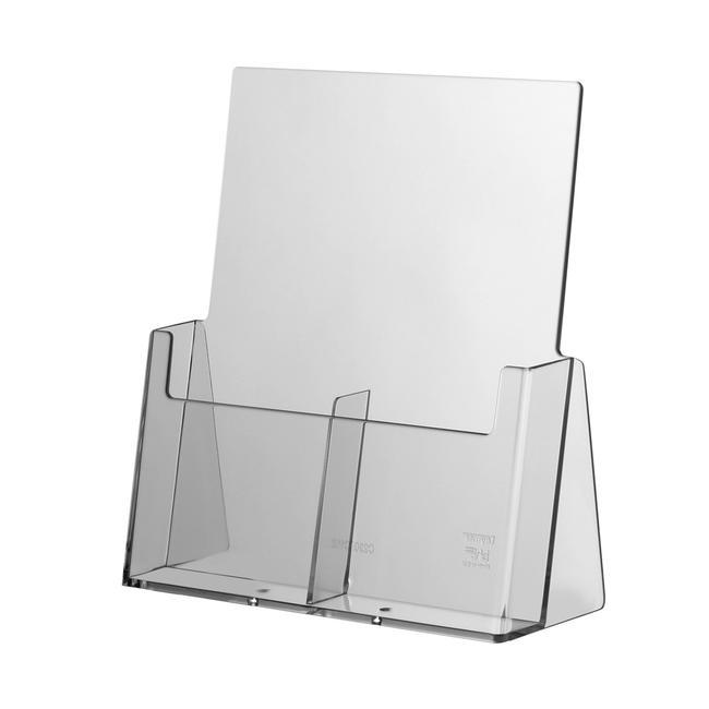 """Επιτραπέζια Θήκη Εντύπων 2 Θέσεων """"Universum"""" ⅓ Α4"""