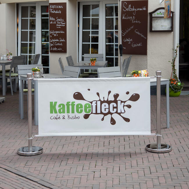 "Banner για Διαχωριστικό Σύστημα ""Café"""
