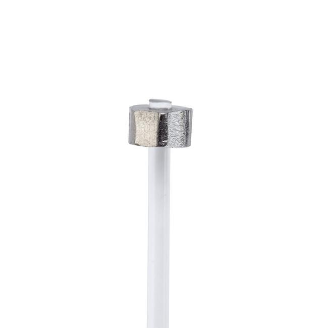 """Συρματόσχοινο """"Eco"""" με με Εξάγωνο Ολισθητήρα - Νάιλον Νήμα"""