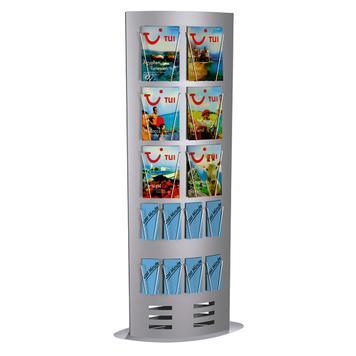 """Infostand """"Tec-Art-Tower"""" - Σκελετός"""