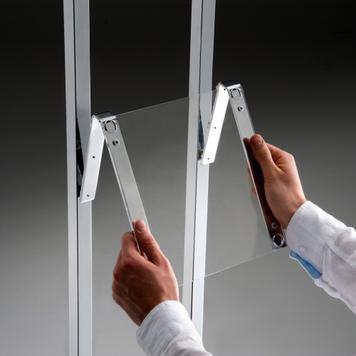 Βάση για Μαγνητική Κορνίζα LED
