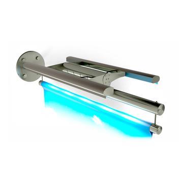 """Στήριγμα Banner INOX """"Bracket LED-Light"""""""