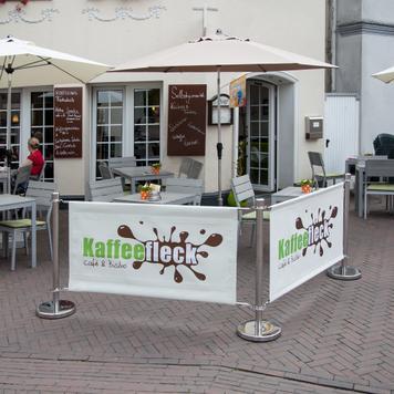"""Διαχωριστικό Σταντ """"Café"""""""
