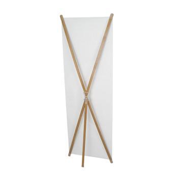 """X"" Σύστημα Προβολής Banner ""Wood"""