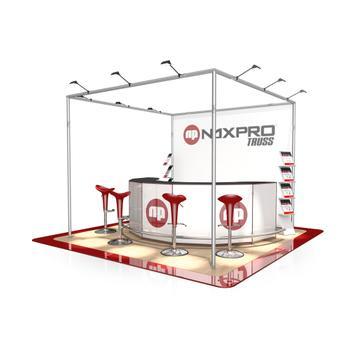 Τράσα Naxpro-Truss FD 31-34, Γωνιακός Κύβος