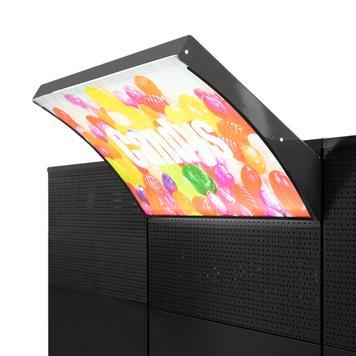 Φωτιζόμενη Πινακίδα LED για Ράφι
