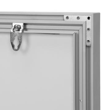 Frameless Κορνίζα LED - Μονής Όψεως