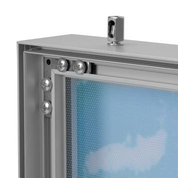 Frameless Πλαίσιο LED - Διπλής όψεως