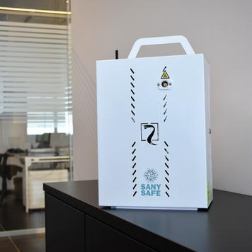 Συσκευή Απολύμανσης Αέρα Δωματίου SanySafe