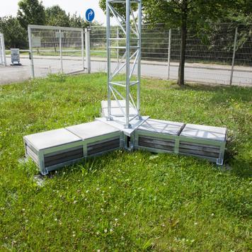 """Σύστημα Πινακίδων Έργων Traverstar Outdoor Fascia III """"Mobil"""""""