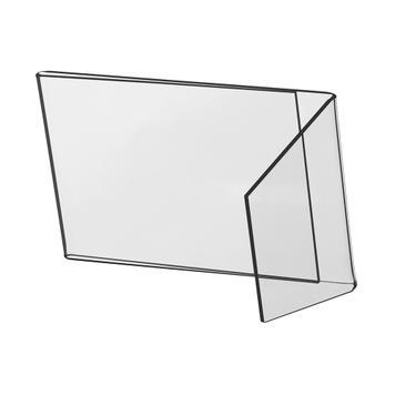 """""""L"""" Σταντ 100 x 150 χιλ. σε Κάθετη και Οριζόντια Διάταξη με Κεκλιμένη Βάση"""