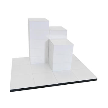 "EasyCubes Set ""Σκάλες Παρουσίασης 3 Επιπέδων"