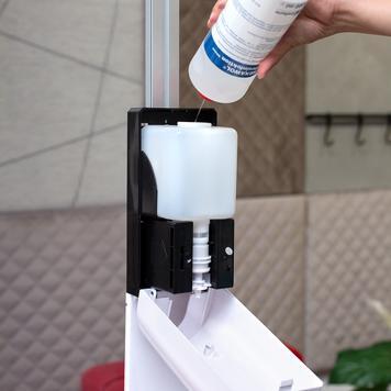 Hygiene Spot Stand Ανέπαφης Απολύμανσης Χεριών
