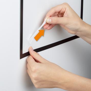 Επιτοίχια Αφισοθήκη Duraframe® Wallpaper