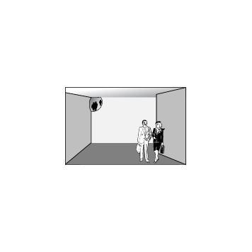 """Καθρέφτης Επιτήρησης """"360°"""""""